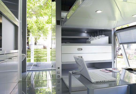 house micro compact interior - Compact House Interior