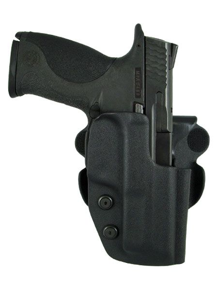 Comp-Tac Paddle Holster. Straight or FBI cant.  Comes in CZ 75 SP-01 Tac!