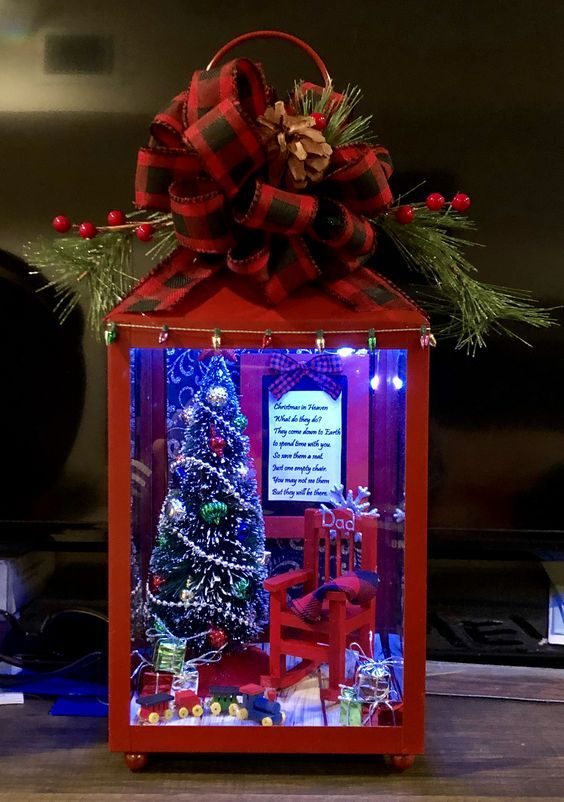 Cheap And Easy Diy Outdoor Christmas Decorations Ideas Lanterns