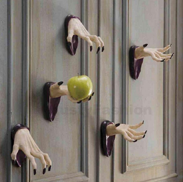 Decoración para halloween para nuestra casa   Decoracion para ...