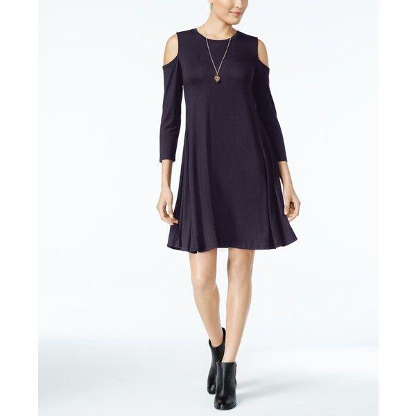 27++ Petite cold shoulder dress info