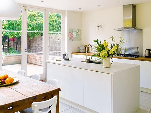 Kitchen Design Victorian Terraced House extending a terraced house | real homes … | pinteres…