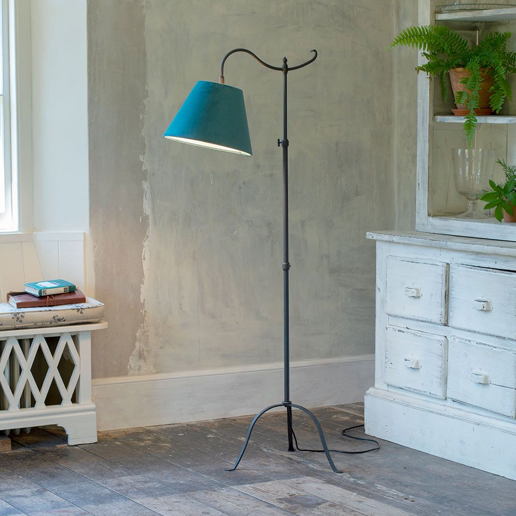 Nayland Adjustable Reading Lamp In Beeswax Living Room Floor Lamp Lighting Floor Lamps Living Room Curved Floor Lamp #reading #lamp #living #room