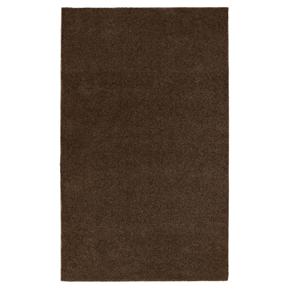 Garland Bath Rug Chocolate 5 X6 Adult Unisex Brown 5x6 Adult Bath Bathroomrugsbathmatsbrown Brown Chocolate In 2020 Bath Rug Memory Foam Bath Rugs Rugs