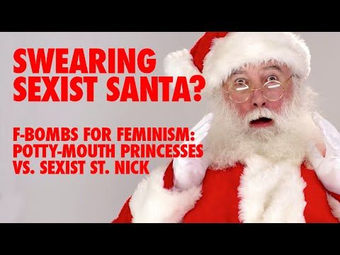 FCKH8's holiday ad stars Sexist Santa and swearing 6-year-olds [VIDEO]