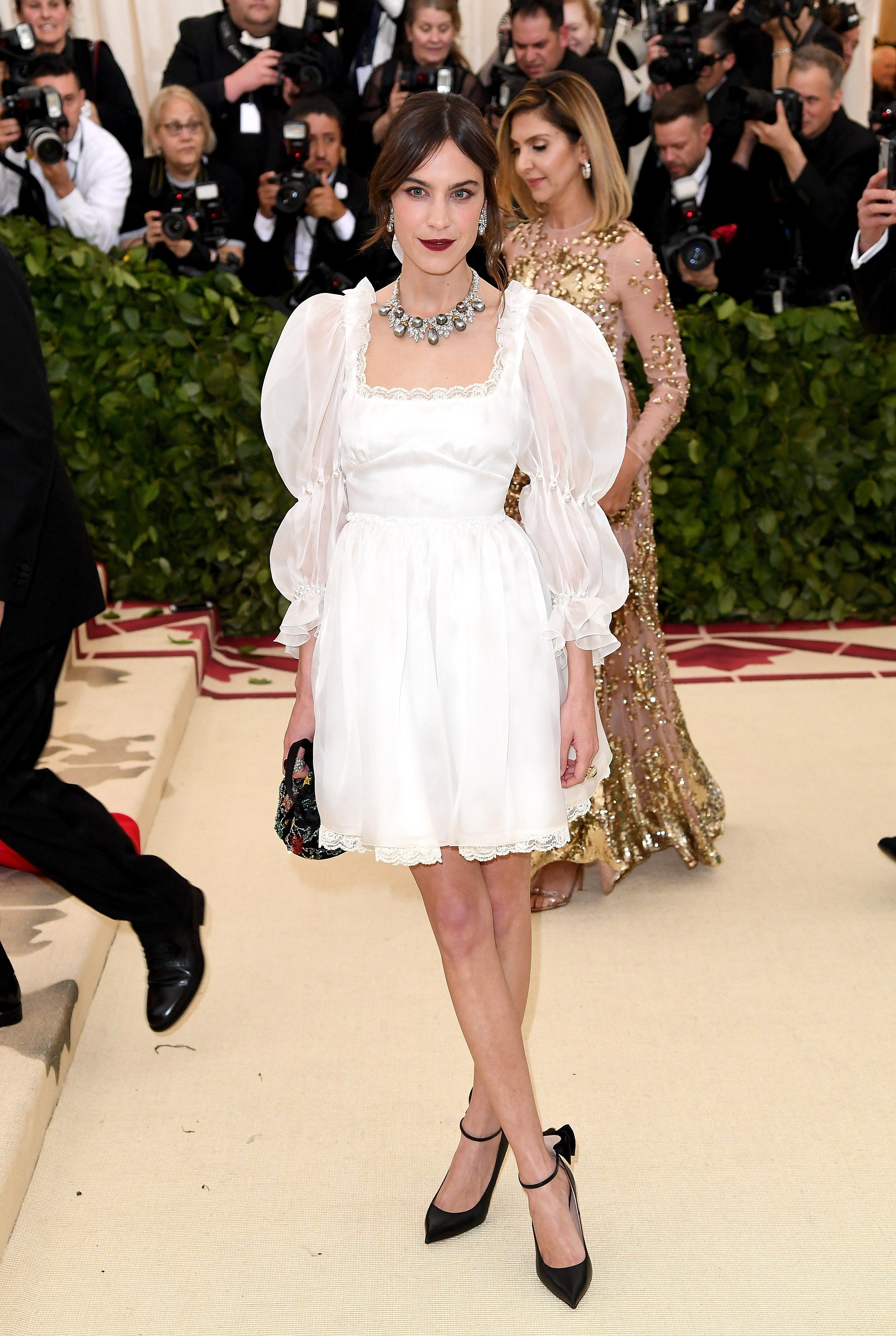 3cb06466b40 Met Gala 2018 Red Carpet: All the Celebrity Dresses and Fashion in ...