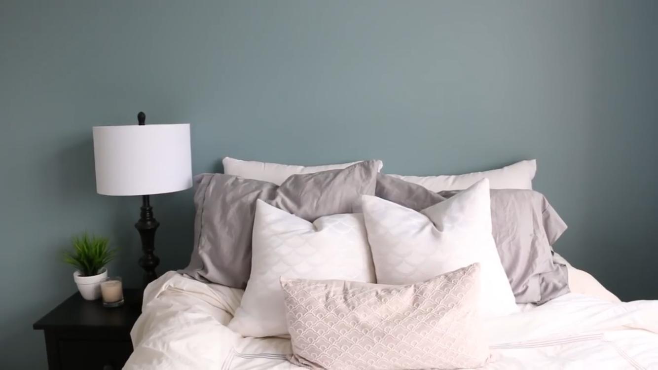 Paint Color Benjamin Moore Van Courtland Blue Bedroom Styles