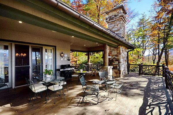 Home for Sale 182 Mac\u0027s View Drive, The Chattooga Club, Cashiers