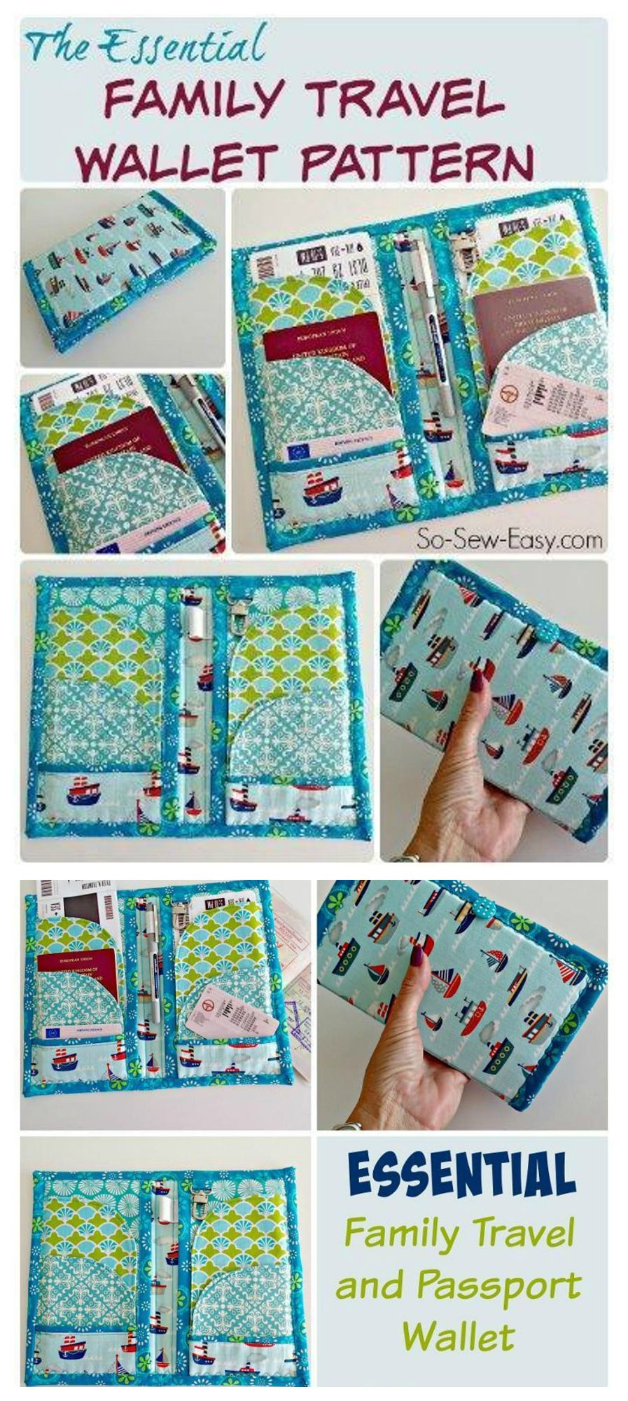 Try out this beginner sewing pattern of the So-Sew-Easy ESSENTIAL ...