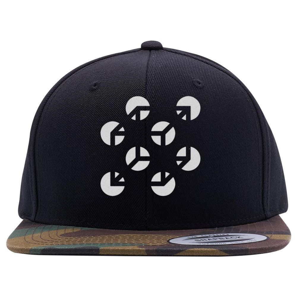 Use Your Illusion Embroidered Snapback Hat