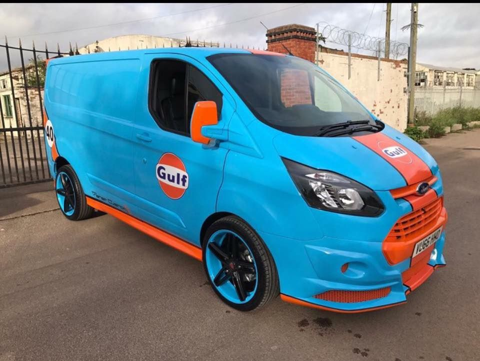 Pin By Mike Satterfield On Gulf Racing Gulf Racing Colours Ford
