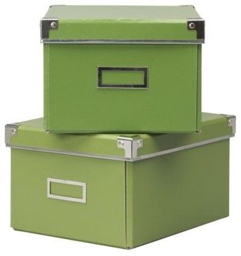 Superbe KASSETT DVD Box With Lid Modern Storage Boxes $4.99