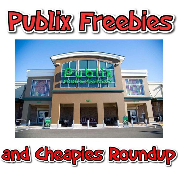 What's Free and Cheap at Publix Roundup Week 9/7 or 9/8