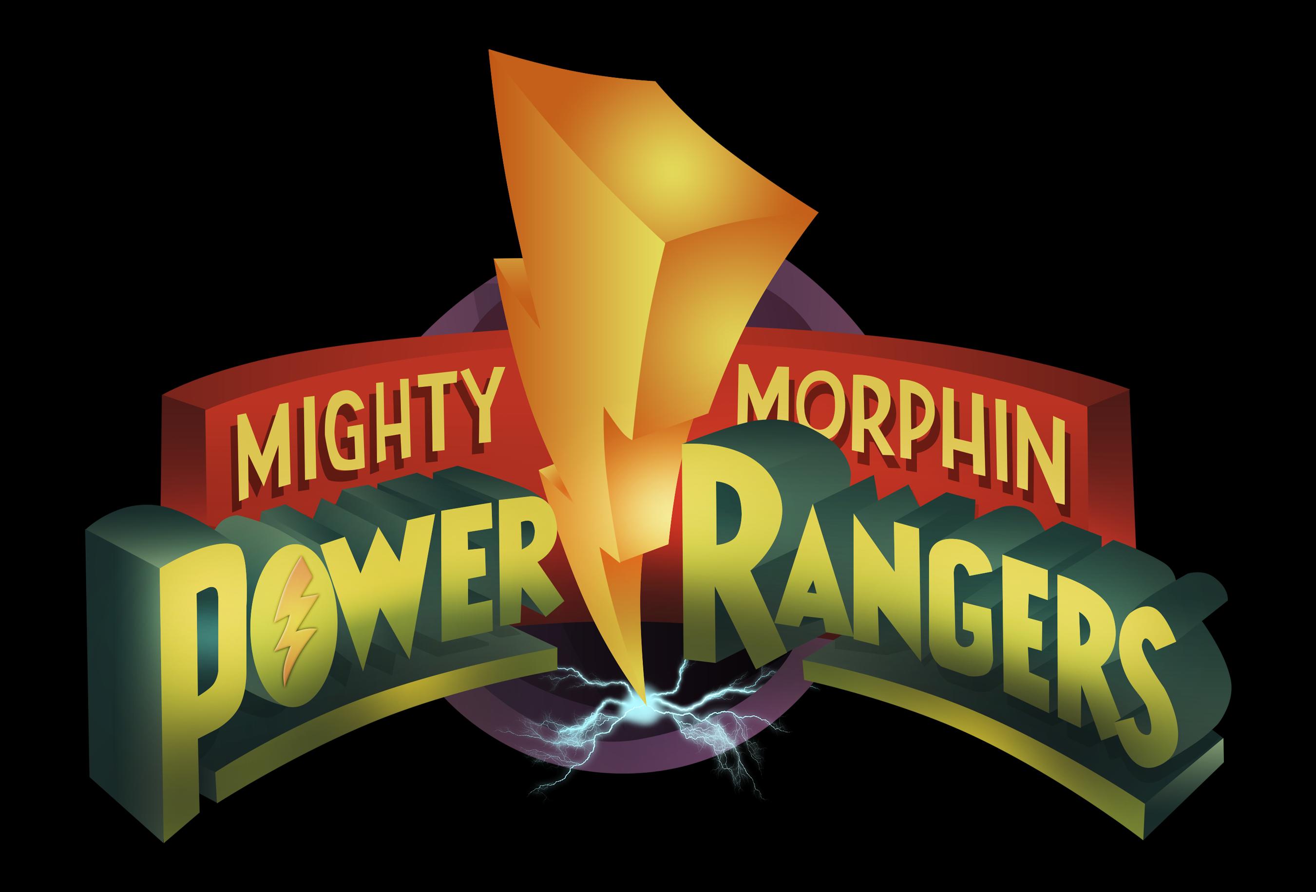 Mighty Morphn Power Rangers Logo Hd By Martyntranter Deviantart Com On Deviantart Power Rangers Power Ranger Birthday Power Rangers Logo