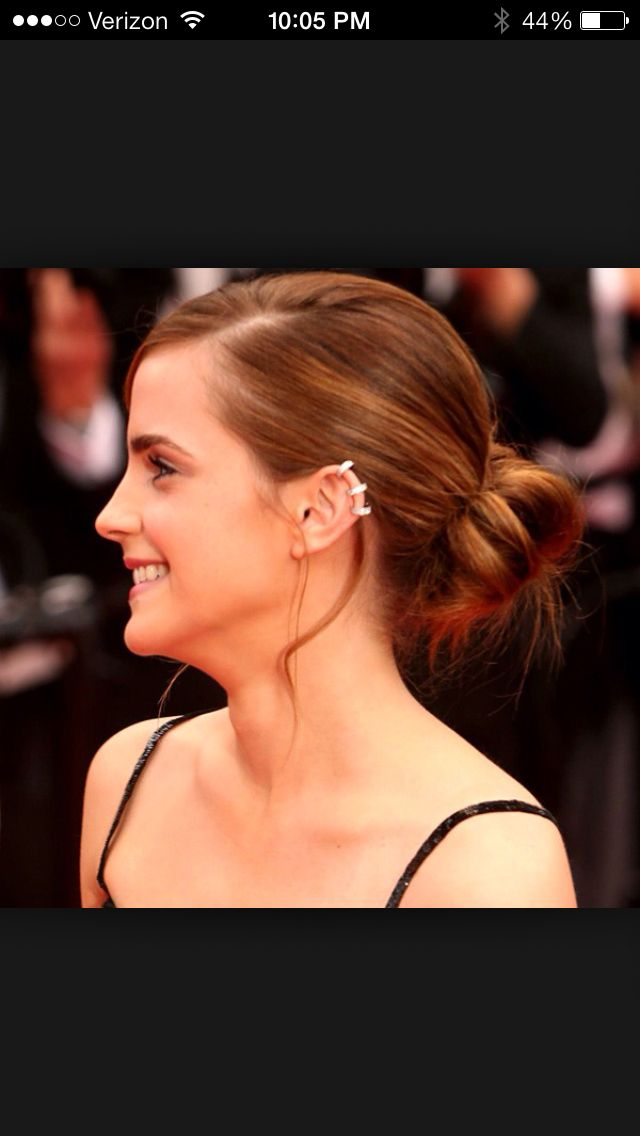 Emma Watson's earring cuff.