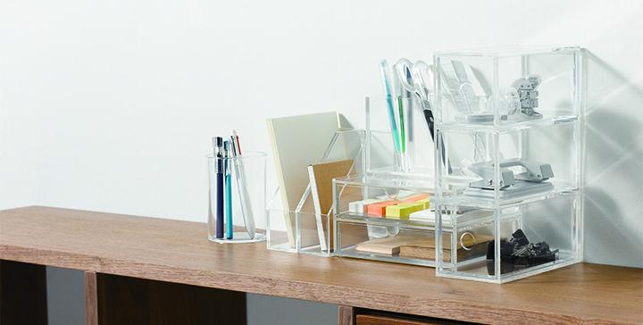 Acrylic Storage From Muji Online