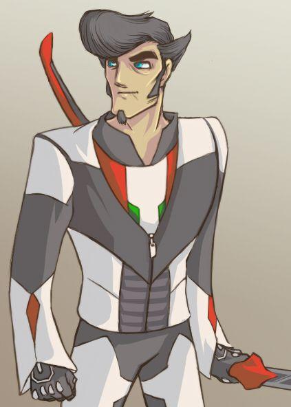 TFP - Wheeljack Human by ZolataLita on DeviantArt