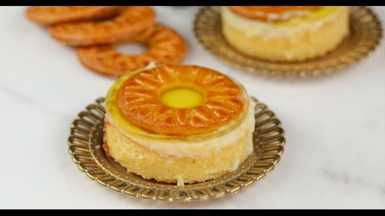 حلى الاناناس الكذاب Food Desserts Cheesecake