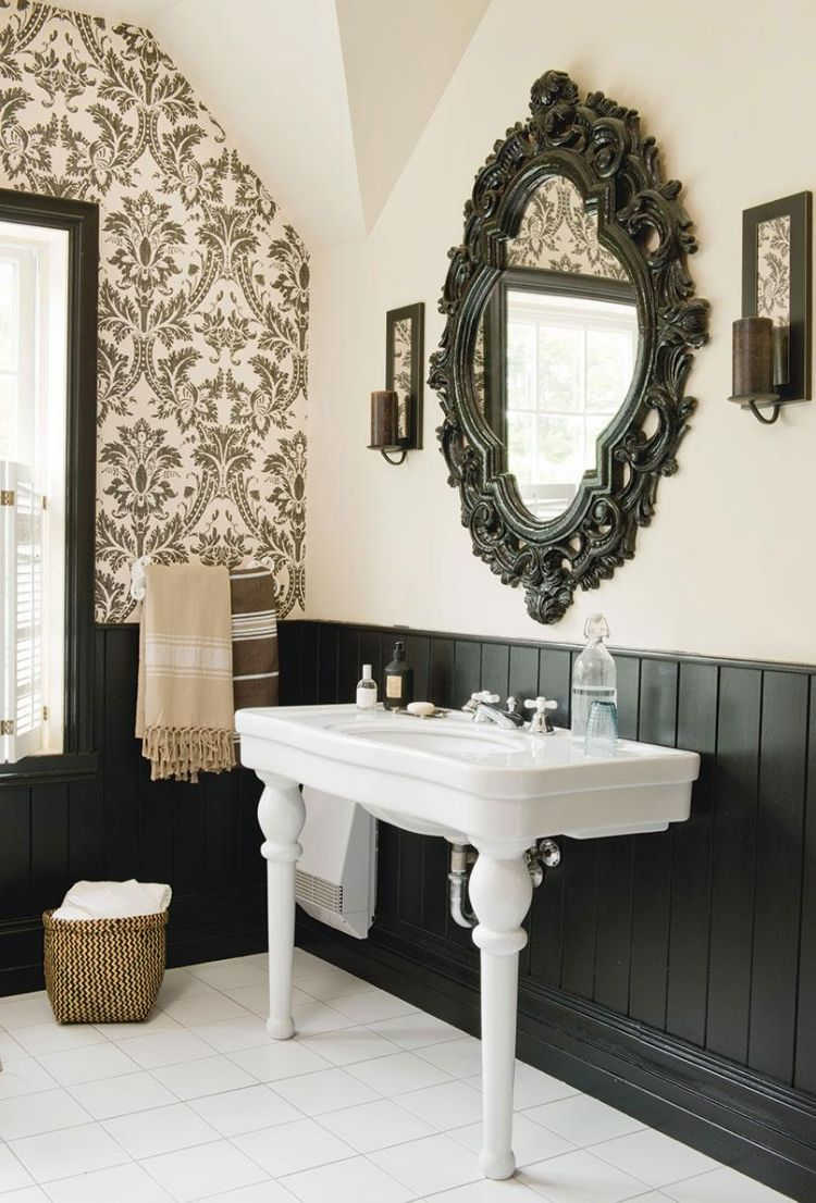 Barock Mobel Modern Arrangieren 55 Attraktive Ideen Und Tipps Bathroom Wooden Bathroom Cabinets Baroque Furniture