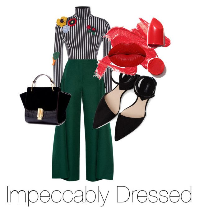 """""""Untitled #180"""" by jessicaward-2 on Polyvore featuring Christopher Kane, Marni, MANGO, Winky Lux and NARS Cosmetics"""