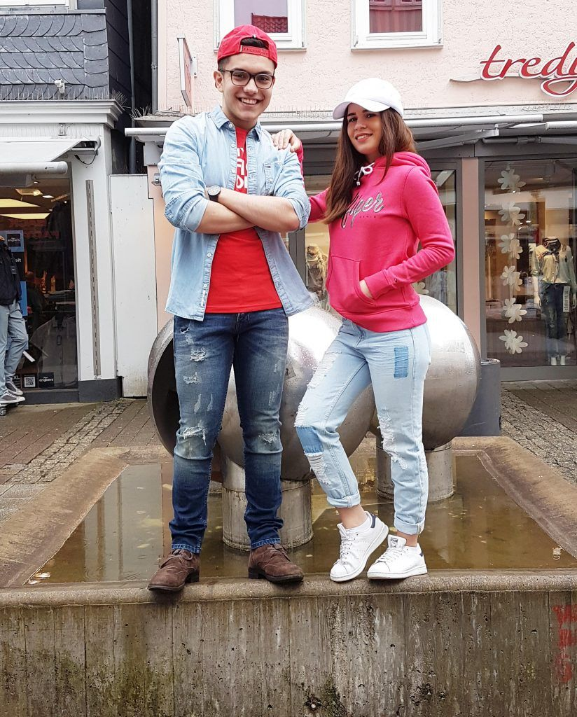 3339b8293511 Outfit der Woche Archive - style by mensing - Laura  helle Boyfriend Jeans  mit Destroyed