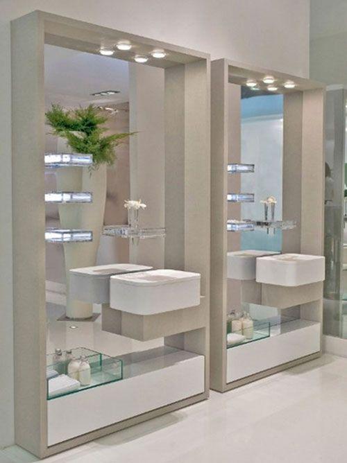 Badkamer spiegel kast | Interieur inrichting | Ideeën voor het huis ...