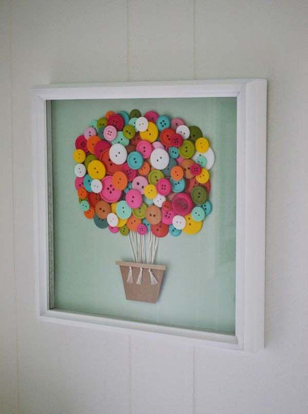 22 terrific diy ideas to decorate a baby nursery happy things 22 terrific diy ideas to decorate a baby nursery solutioingenieria Images