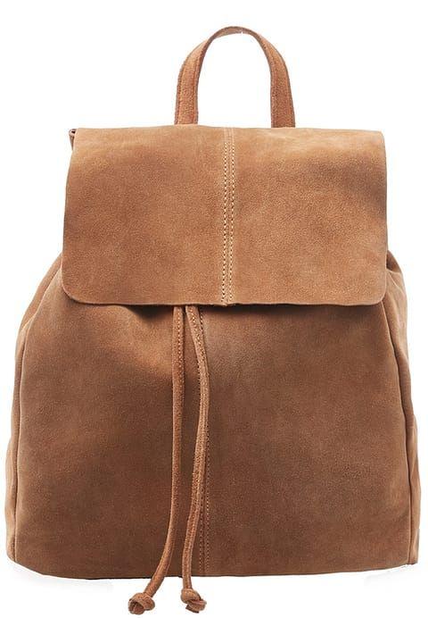 a155c151d7ef5 Mango AMBER - Tagesrucksack - leather für 49