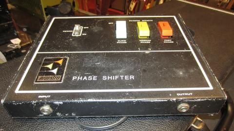 Circa 1969 Maestro PS-1A Phase Shifter Phaser