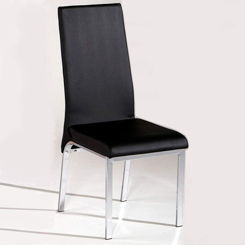 contemporary dining chairs in black design inspiration  fetching  - contemporary dining chairs in black design inspiration  fetching blackdining chair design inspiration with metal