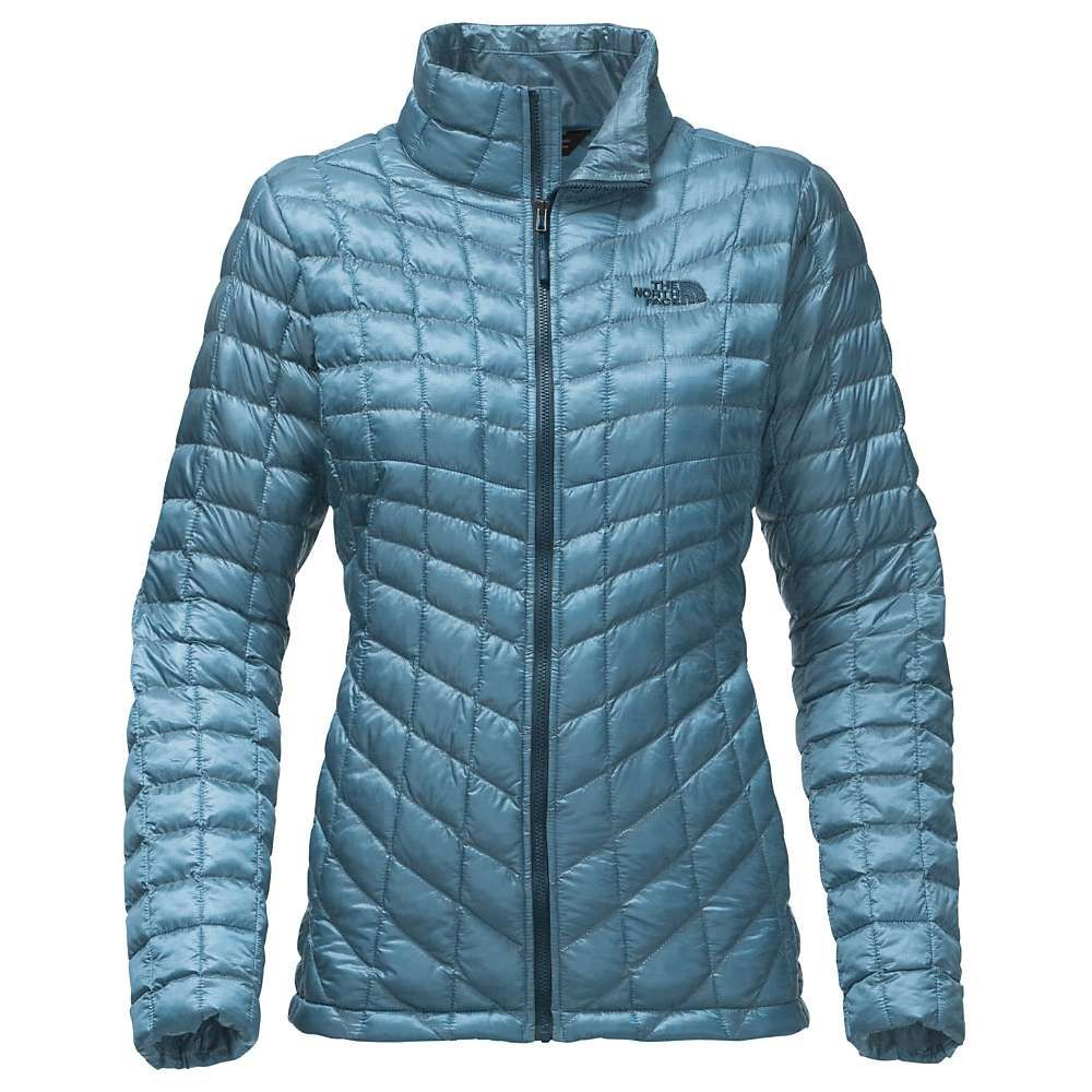 The North Face Women s ThermoBall Full Zip Jacket - Small - Provincial Blue 8b7d19323