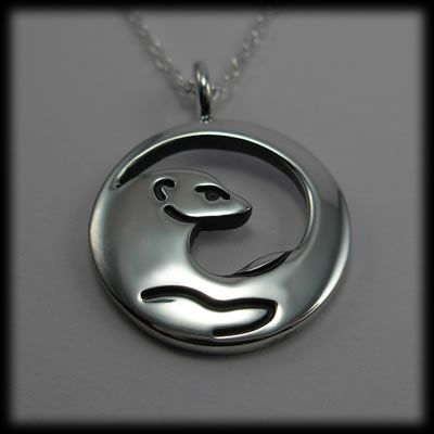 Skye silver otter pendant hoots and otterrs pinterest otters skye silver otter pendant aloadofball Images