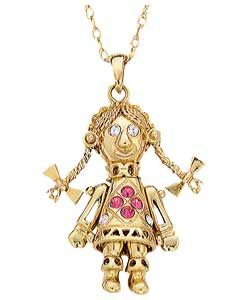 9ct gold movable small ragdoll pendant argos 2351829 my wish 9ct gold movable small ragdoll pendant argos 2351829 mozeypictures Images