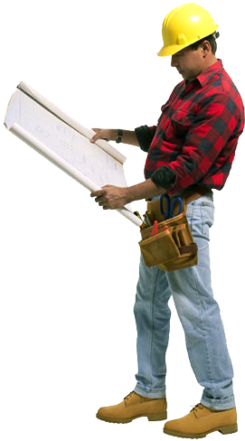 Construction Worker Png 271 488 Render People People Png People Poses