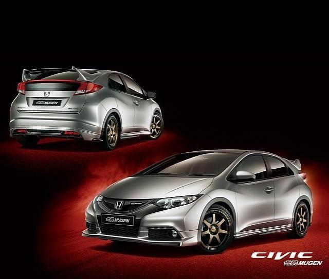 Honda Civic Hatchback - Mugen Aerokit