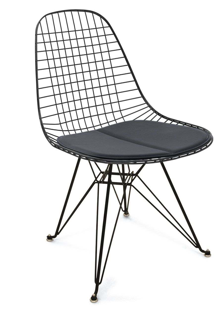 Eames - Wire Chair for Dining Room Table | Studio | Pinterest | Wire ...