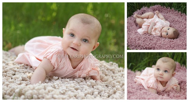 Family Pictures Outside With Baby Outdoor Baby Portrait
