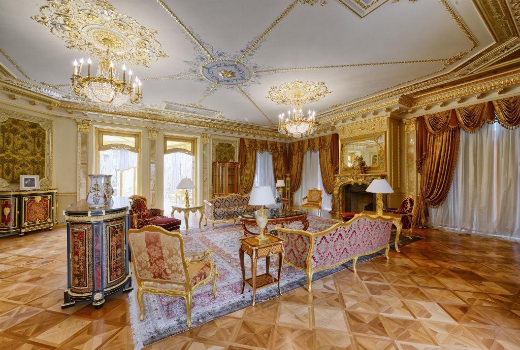 его оформлении дома богатых людей россии фото нет
