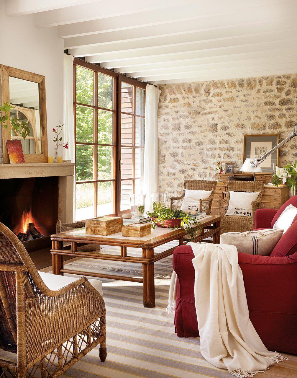 Salon livingroom deco salon pinterest r novation for Decoration interieure salon