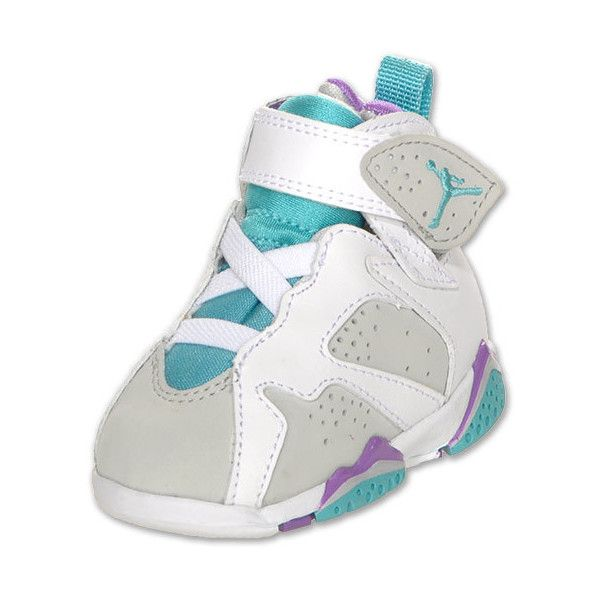 4b083f99224203 Air Jordan Retro 7 Toddler Shoe ( 70) ❤ liked on Polyvore featuring baby