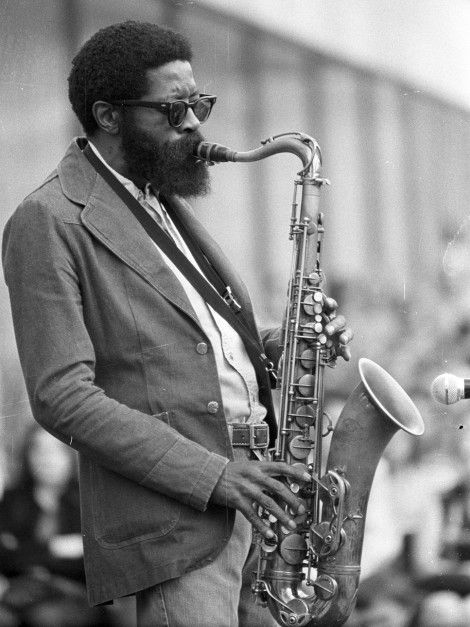 Joe Henderson | Joe henderson, Contemporary jazz, Jazz artists