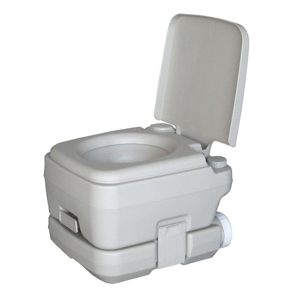 Porta Potty Camping Caravan Motorhome 10L Lightweight Portable Toilet