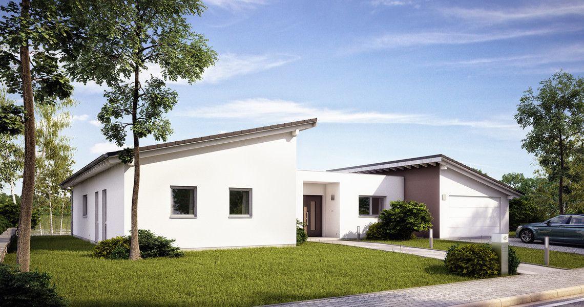 Bungalows in 2020 Haus bungalow, Bungalow bauen und Kern