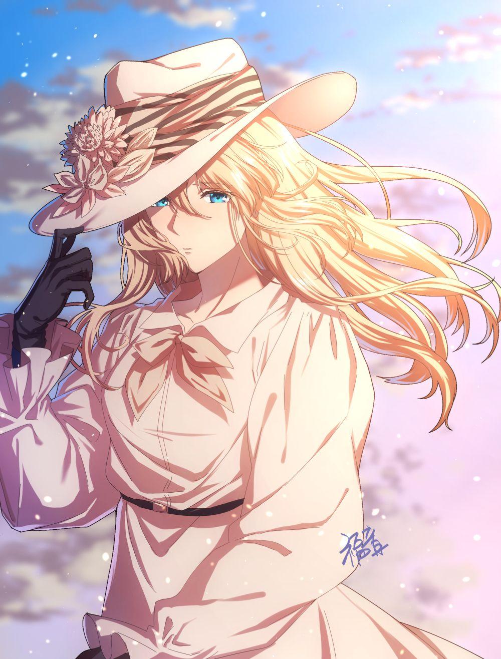 Pin En Chicas Anime 4 E