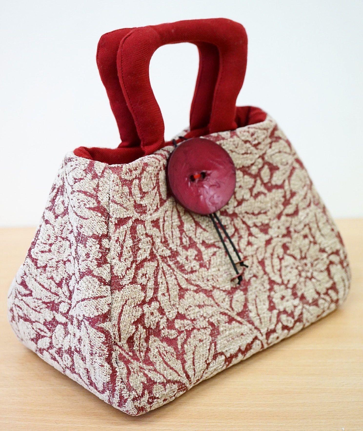 Muckle Fantoosh Handbag Designed Ad