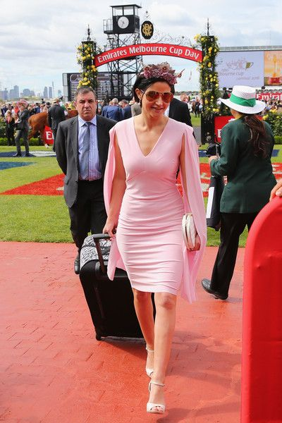 Michelle Payne Photos Photos Melbourne Cup Day Melbourne Cup Flemington Racecourse Michelle