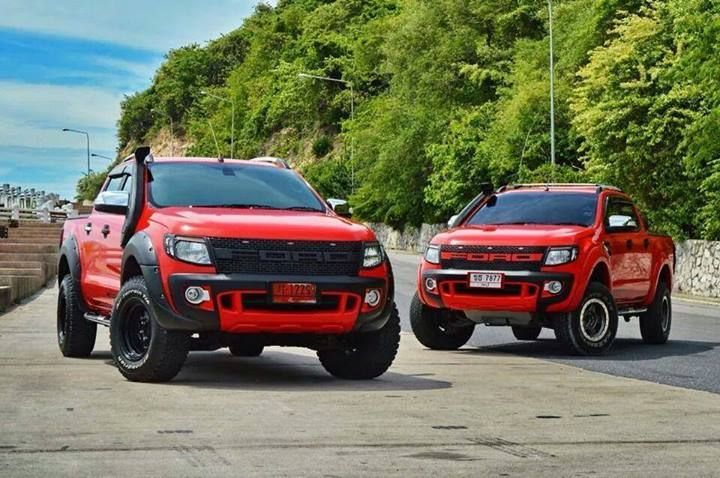 Ford Ranger Wildtrak 2015 Ford Ranger Wildtrak Ford Ranger Trucks