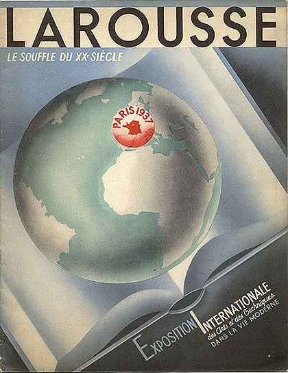 """Larousse - Exposition Internationale,"" 1937"
