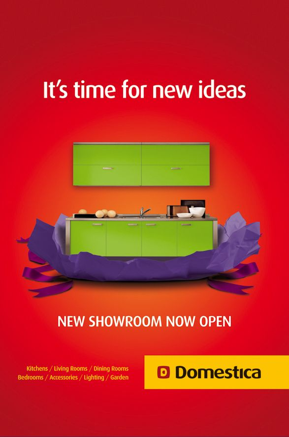 furniture store opening ad campaign on behance | design concepts