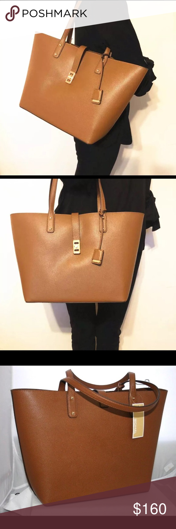 cee0cd216ac9 💕Michael Kors Karson Large Carryall Tote This listing is for one of your  choice Michael Kors Karson Large Carryall Tote Style No.